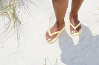 Why Flip-Flops Can Be Hazardous to Your Feet